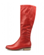 STRATH RED LEATHER