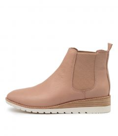 Blynx Dk Nude Leather