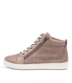MILLENT DF TAUPE LEATHER