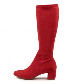 Hayleys Red Stretch Micro
