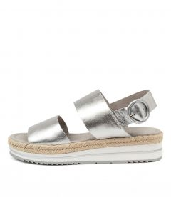 Athart Silver Leather