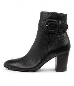 Liah Black Leather
