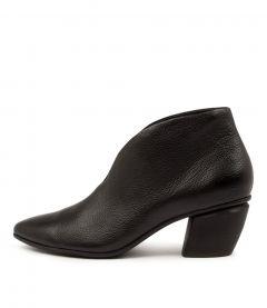 Jandon Black Leather