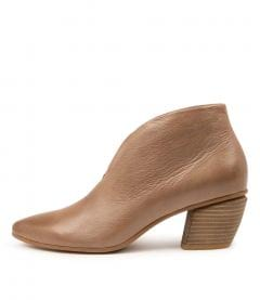 Jandin Warm Taupe Leather