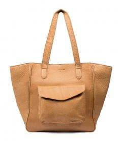 BROOME CAMEL LEATHER