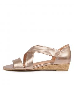 CAPPIE CHAMPAGNE LEATHER