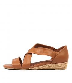 CAPPIE TAN LEATHER