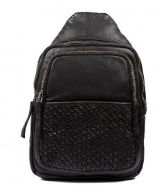 MAGNO MD BLACK LEATHER