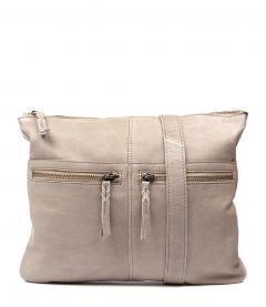 MACARTHY TAUPE LEATHER