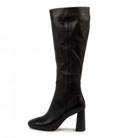 Isco Mo Black Leather