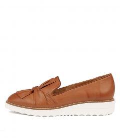 Oclem Dk Tan Leather