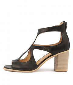 WINFOLM BLACK LEATHER