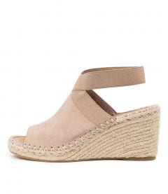 GONE TO TAUPE SUEDE
