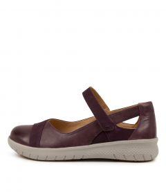 Sofia Xf Purple Leat-nub