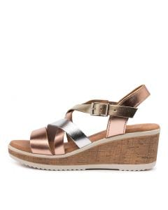 MAIREAD METALLIC LEATHER