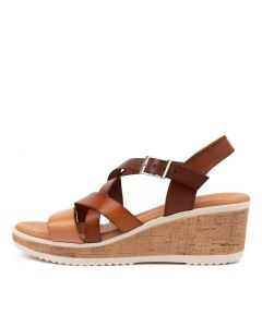 MAIREAD TAN MULTI LEATHER