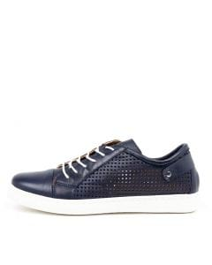 MALLORYS MARINO (NAVY) LEATHER