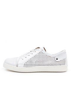 8e1929ee7635 DIANA FERRARI mallorys blanco (white) leather