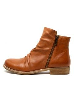 COLTPLAY DK TAN LEATHER