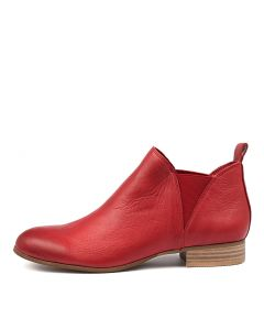 FOE RED LEATHER