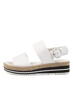 ATHA WHITE LEATHER