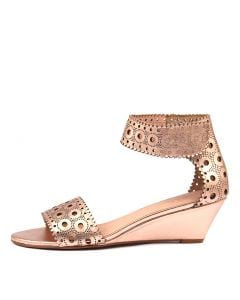 MCKENNA ROSE GOLD LEATHER