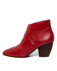 ALGOT RED LEATHER