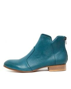 FRONIA TEAL LEATHER