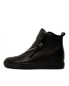 GIBSONS BLACK BLACK SOLE LEATHER