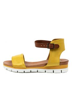 SODA EO YELLOW LEATHER