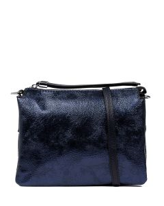 NOVALEE GG NAVY VEGAN LEATHER