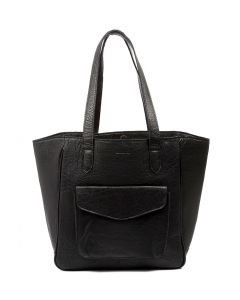 BROOME BLACK LEATHER