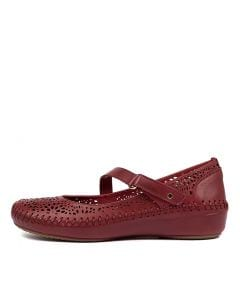 ROMELLO RED LEATHER