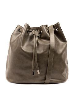 ROSIA BUCKET BAG IL OLIVE SMOOTH