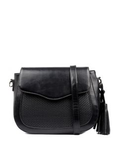 OLANT SADDLE BAG BLACK