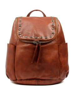 MISHKAT TAN LEATHER