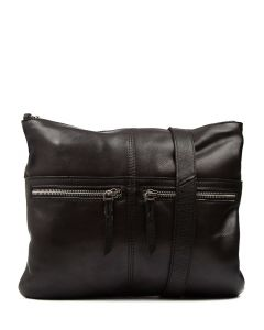 MACARTHY BLACK LEATHER