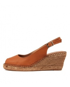ANA 11 CUERO (TAN) VELVET (LEATHER)