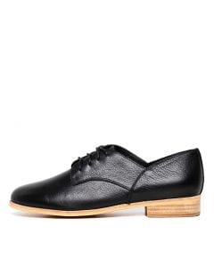 QIERRA BLACK NATURAL S LEATHER