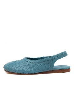 CELOPEY BLUE LEATHER