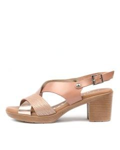ONUS NUDE MULTI LEATHER