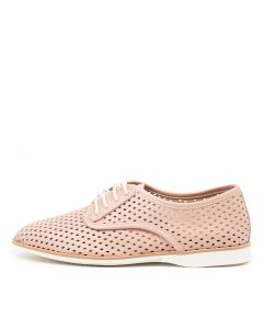 DERBY PUNCH CHALK PINK LEATHER