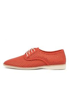 DERBY PUNCH RED NUBUCK