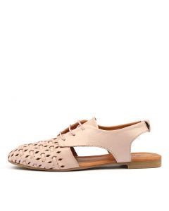 SCOTTY BLUSH LEATHER