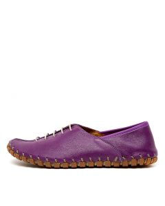 KRIS PURPLE LEATHER