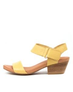 CHRISIE TO YELLOW LEATHER