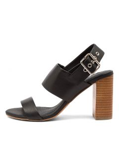 YOUR TO BLACK NATURAL HEEL LEATHER