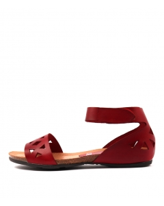 PALU RED LEATHER