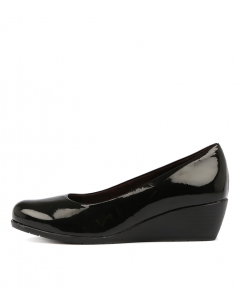 SOFIA ZT BLACK PATENT LEATHER